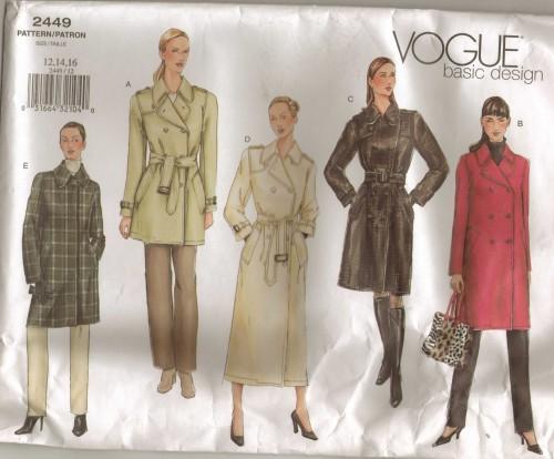 Trenchcoat Mezzo Couture