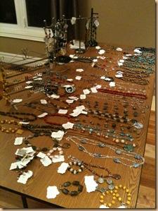 Lisa's jewellry
