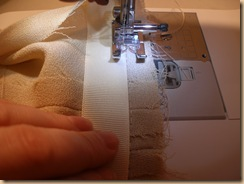 petersham stitching