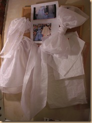 organza pieces