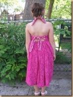 mia dress back