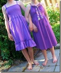 DN's dresses