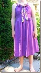 N1 dress