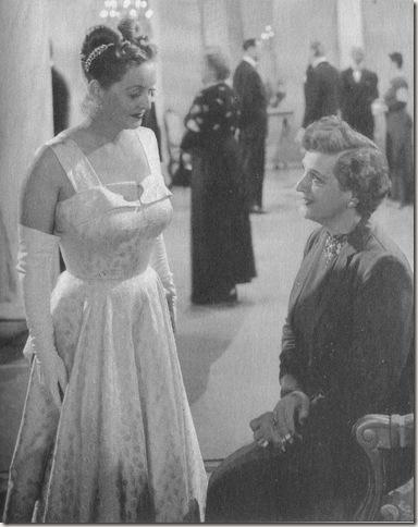 Bette Davis White Dress