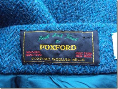 foxford tweed