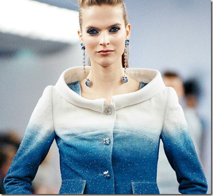chanel couture spring 2012 collars