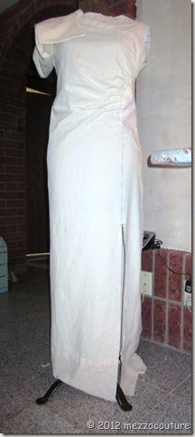 gown muslin