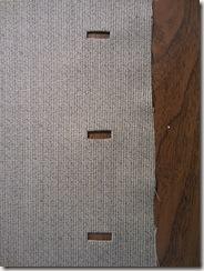 3 buttonholes