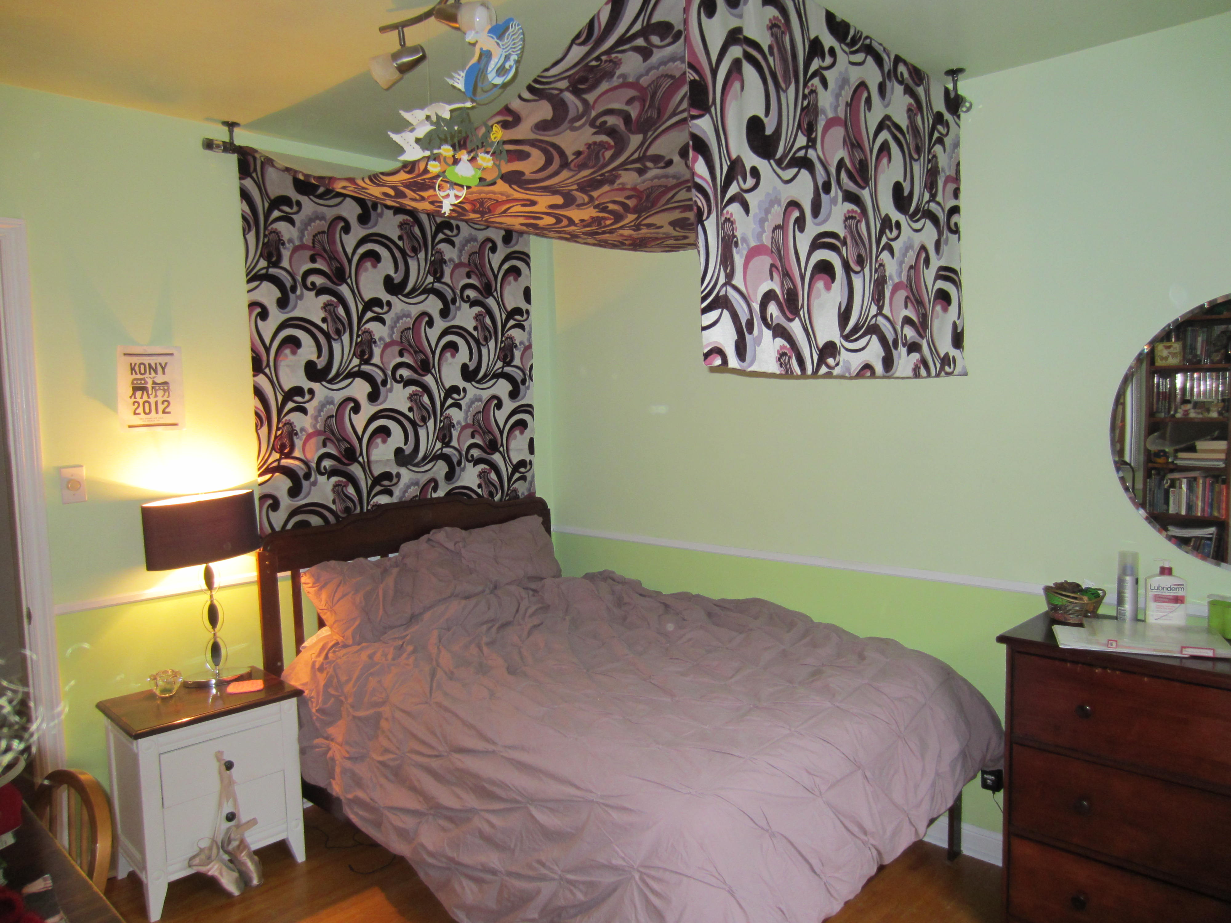 a above bed photos need all beds digest you drapes why architectural gallery canopy