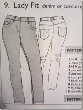 Ottobre jeans