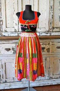 fancy portuguese dress