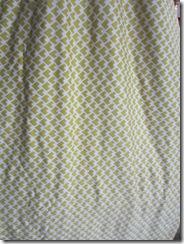 goldchevron knit