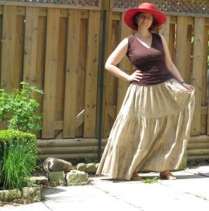 Burda 3-2013-123 skirt