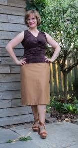 Vogue 1093 skirt 3