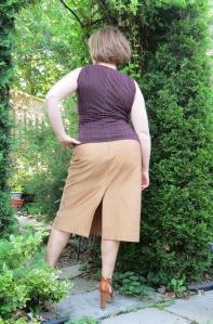 Vogue 1093 skirt