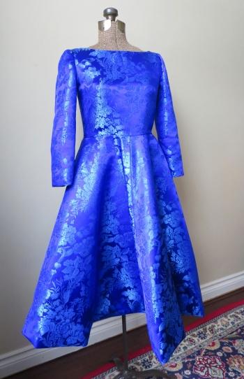 Vogue 8615 blue