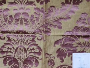 LR drapery fabric