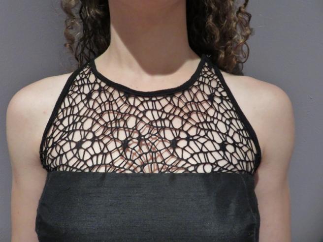 Burda 09-2014-130 lace