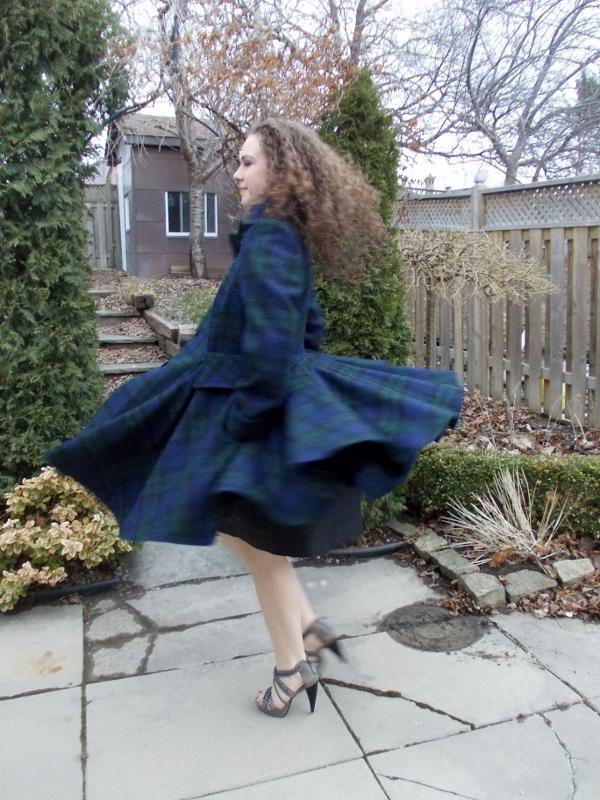 blackwatch coat