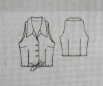 Burda classics 0015 blouse