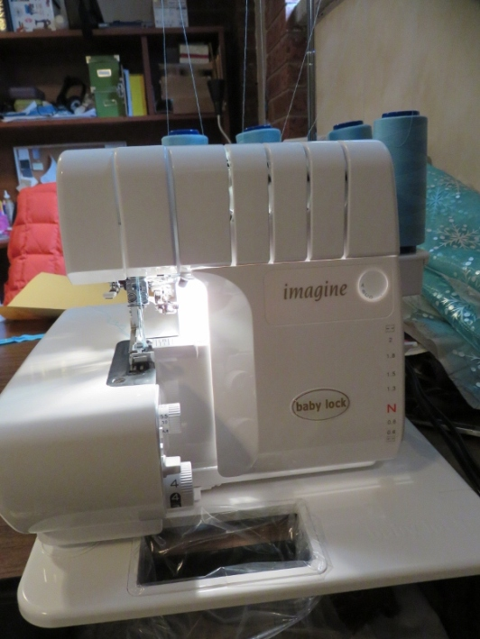 new serger